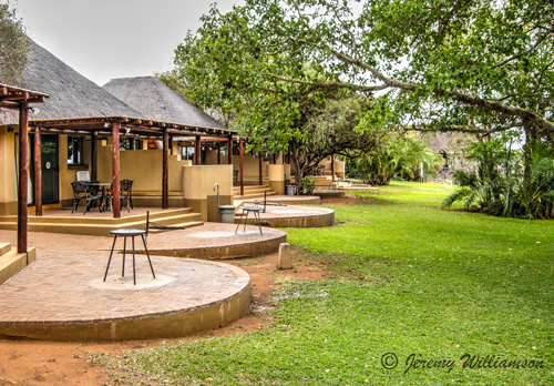 Kruger Park Lower Sabie Rest Camp Bungalows Cottages South Africa