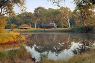 Dam with hide,Kruger Park,Lukimbi Safari Lodge,Luxury Safari Lodge,Big Five,South Africa