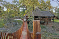 Bridg,hide,Lukimbi Safari Lodge,Luxury Safari Lodge,Big Five,Kruger National Park,South Africa
