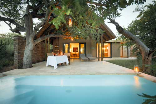 Private dinning - Kapama Southern Camp, Kapama Private Game Reserve